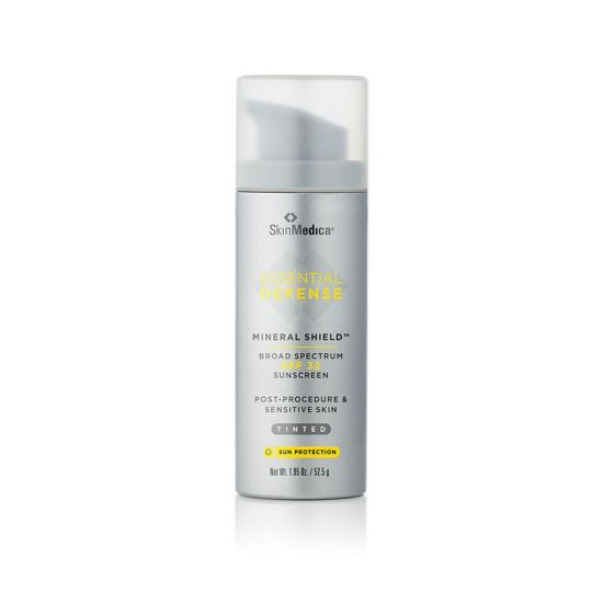 Essential Defense Mineral Shield Broad Spectrum SPF 32 Sunscreen Tinted
